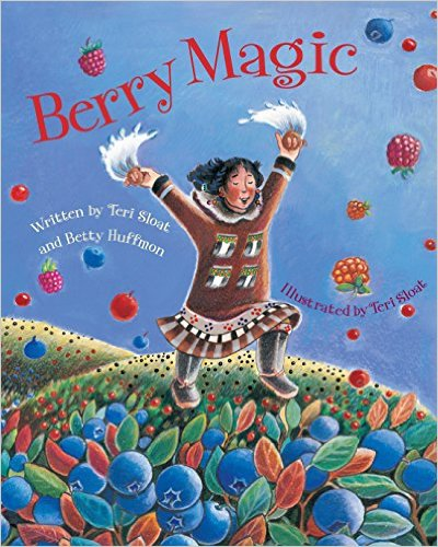 A Favorite Book for Kids during Berry Season